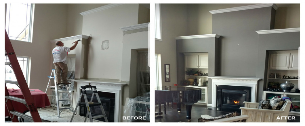 <br/><br/>What a difference PAINT can make!
